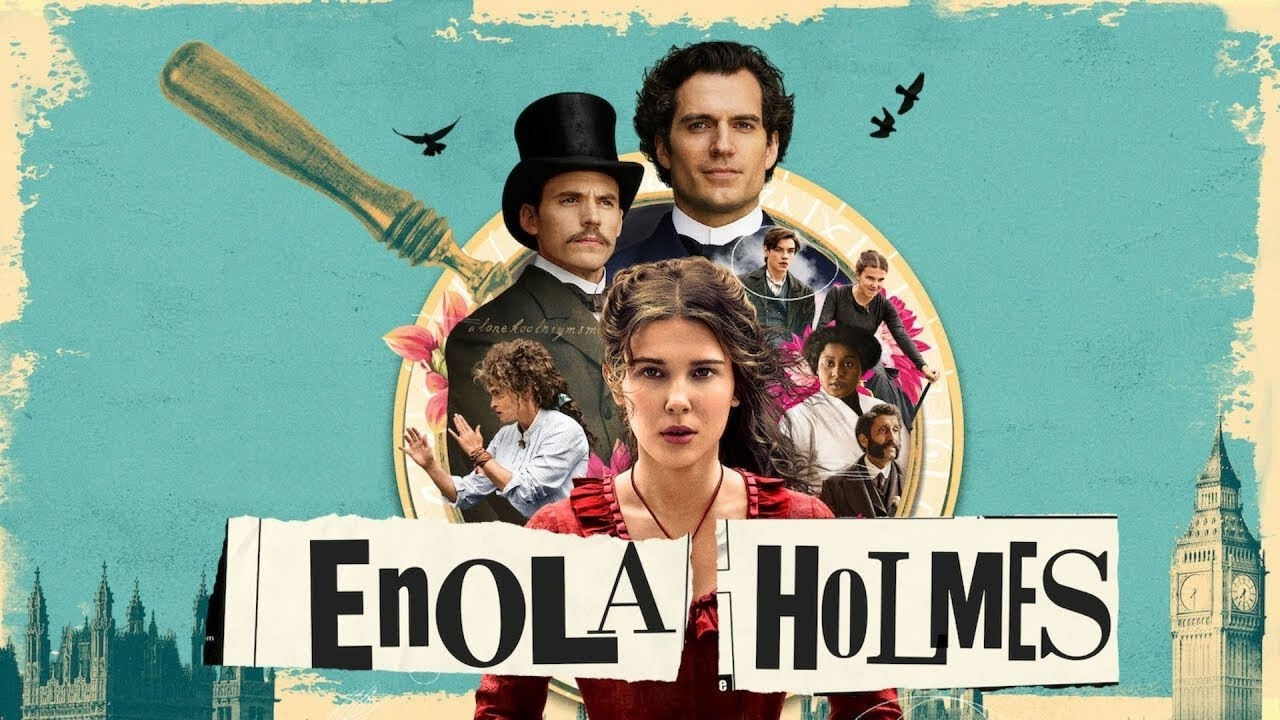 Enola Holmes (2020) - Movie Review