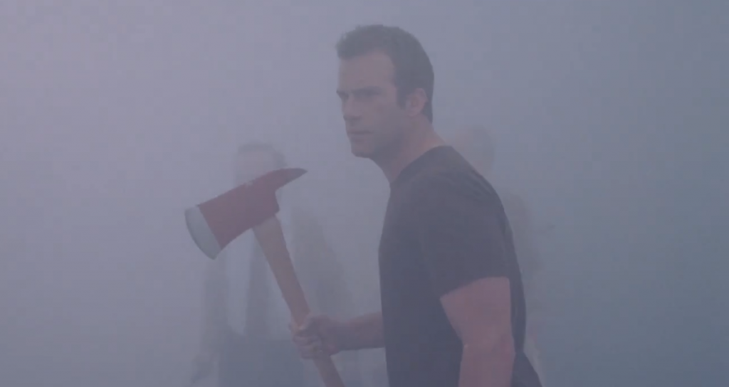The Mist (2007) - Movie Review