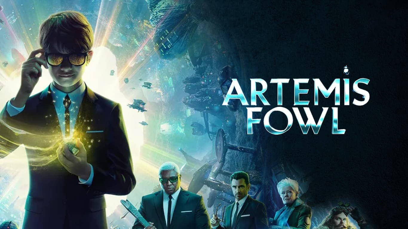 Artemis Fowl (2020) - Movie Review