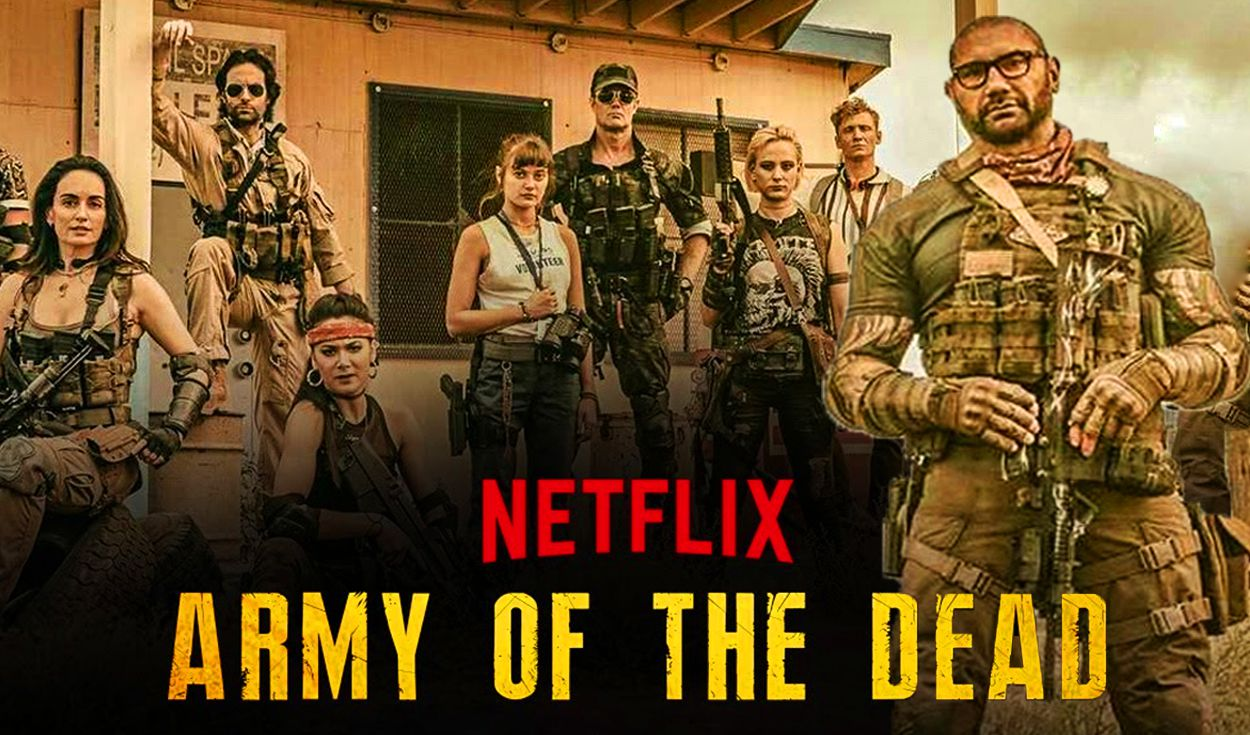 Army of the Dead (2021) - Movie Review